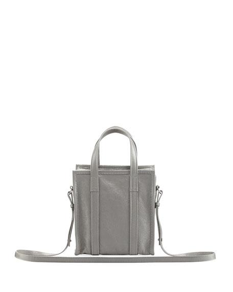 efbd83c30 Balenciaga Bazar Leather Shopper XS AJ Tote Bag