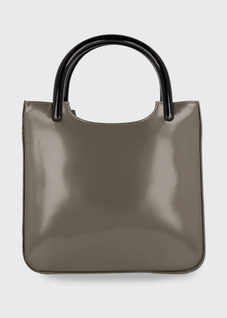 Image 1 of 1: Eric Semi-Patent Tote Bag