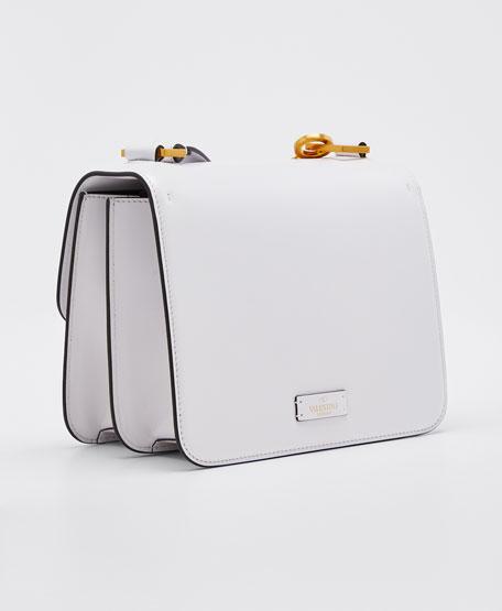 VSLING Box Calf Shoulder Bag