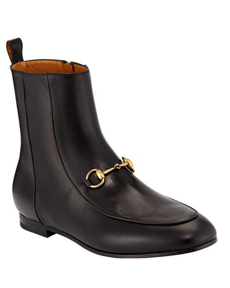 Jordaan Leather Bootie
