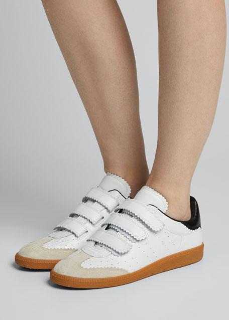 Beth Grip Strap Sneakers