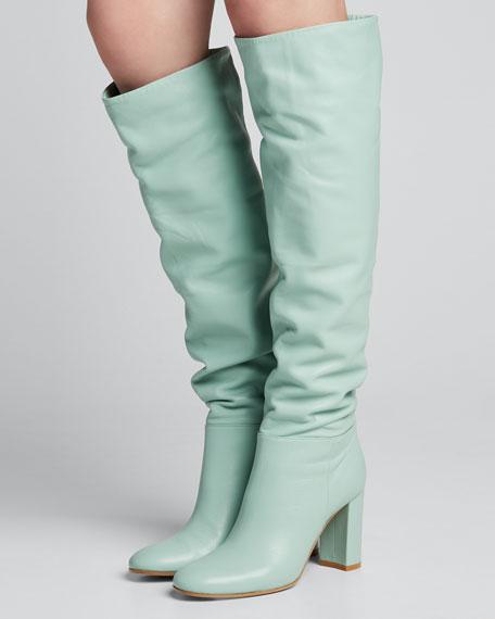 Napa Glove High Knee Boots