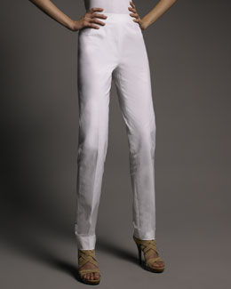 Piazza Sempione Marion Side-Zip Pants