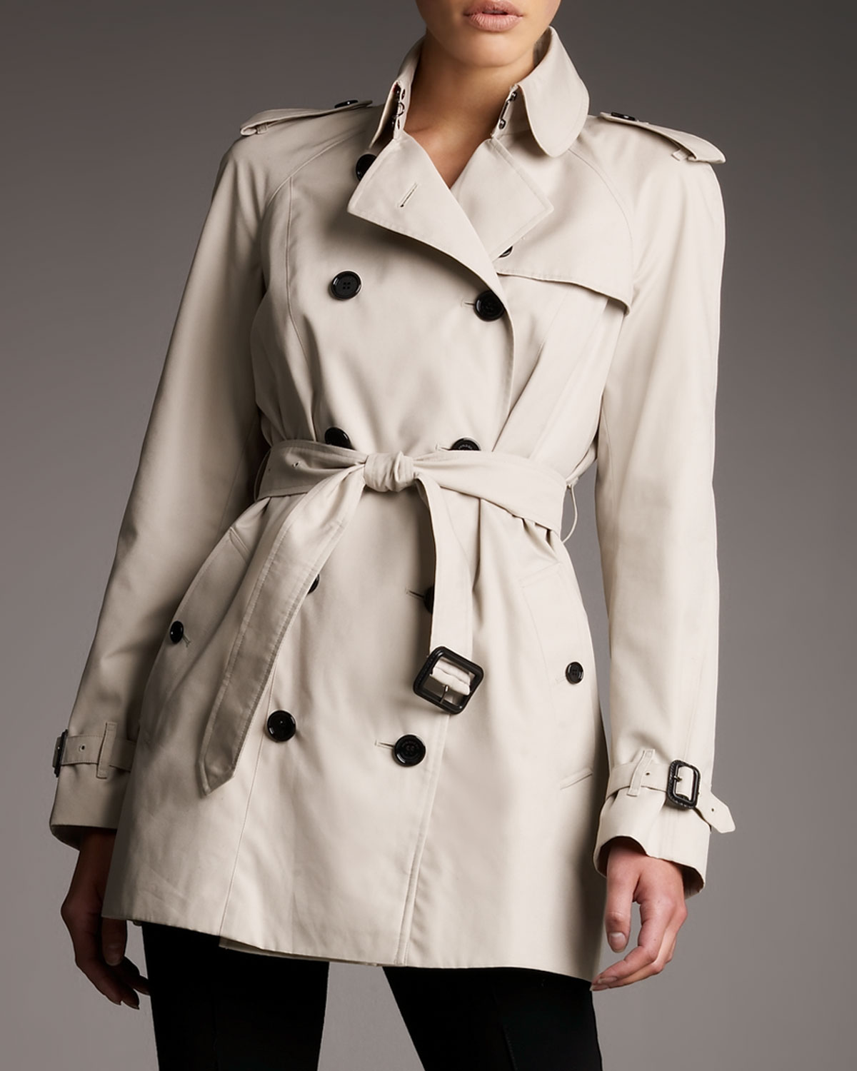 Burberry Brit Mottram Trench, Trench - TRENCH (8)