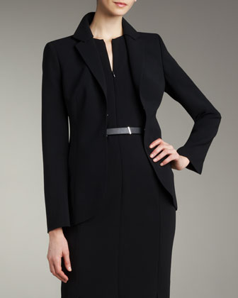 Hook-and-Eye Jacket