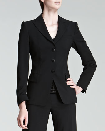 Three-Button Jacket