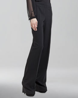 Akris punto Karla Wide-Leg Pants