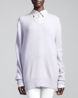 THE ROW Cashmere Boyfriend Sweater