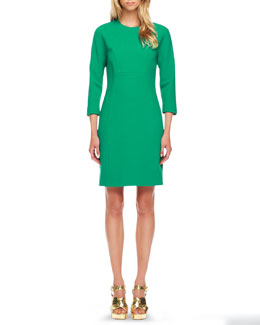 Michael Kors Crepe Dress