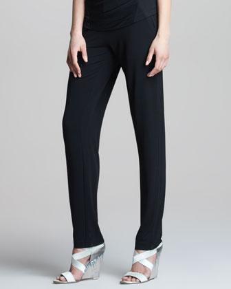 Refined Matte Jersey Body Pants VI