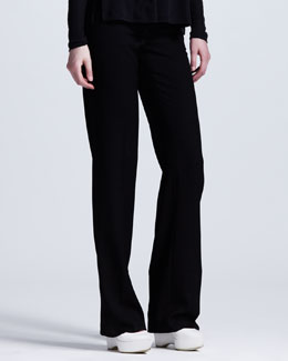 Stella McCartney Wide-Leg Suit Pants