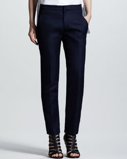Jil Sander Ankle Pants