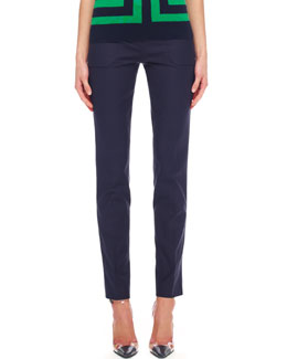 Michael Kors Slim Cropped Pants