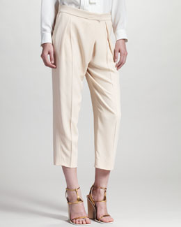 Chloe Cropped Trousers
