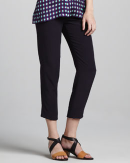 Marni Cropped Pants, Abyss