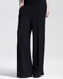 Haider Ackermann Draped Neck Jumpsuit