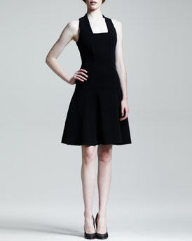 Proenza Schouler Full Drop-Waist Dress
