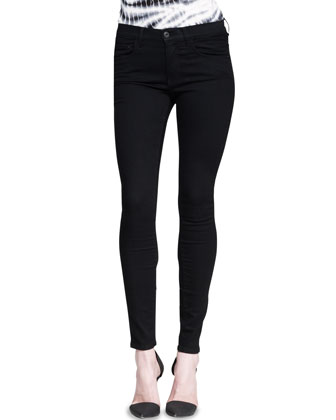 Ultra-Skinny Ankle Jeans