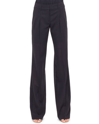 Miranda Tropical Wool Pants