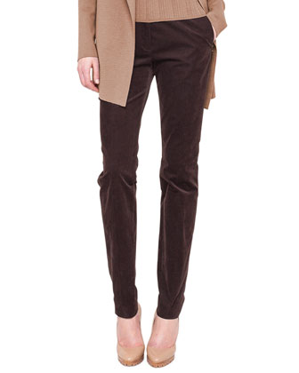 Melvin Slim Stretch Corduroy Pants