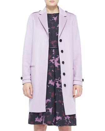 Cashmere Topper Coat