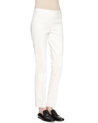 Shama Slim-Leg Pants