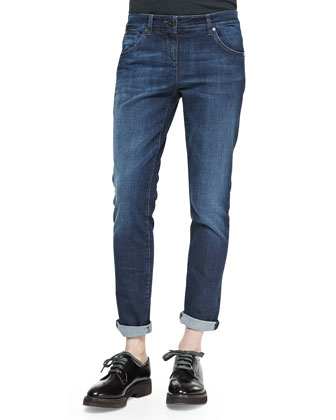 CLASSIC 5 POCKET DENIM JEAN