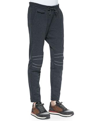 Monili Moto-Knee Spa Pants