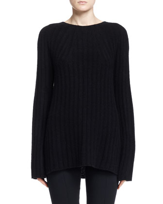 Ede Ribbed Knit Sweater