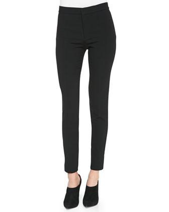 Farrah Stretch Wool Skinny Pants
