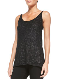 Cashmere Easy Sequined Tank