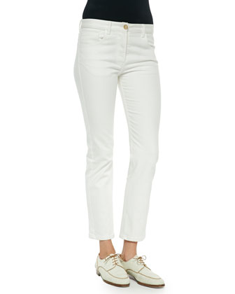 Classic Stretch-Denim Jeans