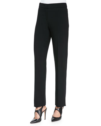 Featherweight Wool Trousers