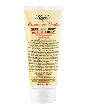 Creme de Corps Nurturing Body Washing Cream