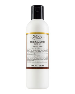 Kiehl's Since 1851 Original Musk Body Lotion
