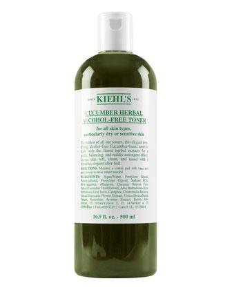 Cucumber Herbal Toner, 16.9oz
