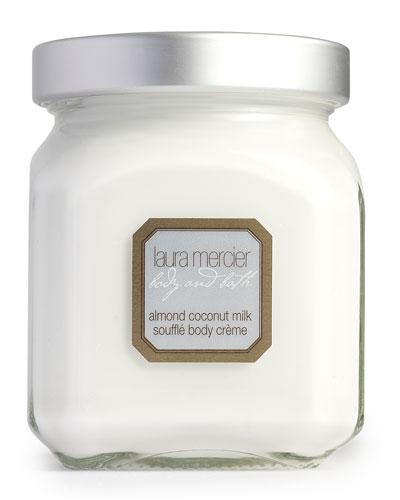 Almond Coconut Milk Souffle Body Creme