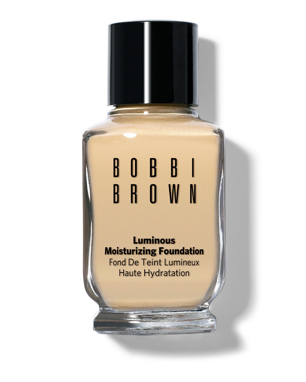 Bobbi Brown Luminous Moisturizing Foundation, Brown