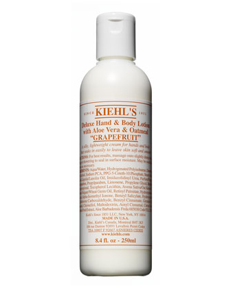 Grapefruit Hand & Body Lotion, 8 ounces