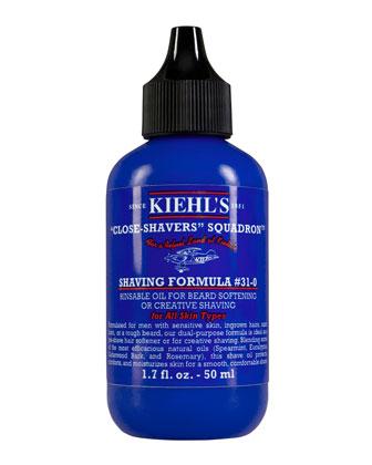 Close Shavers Shaving Formula