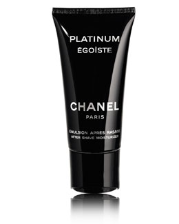 CHANEL PLATINUM ÉGOÏSTE AFTER SHAVE MOISTURIZER 2.5 oz.