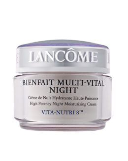Lancome Bienfait Multi-Vital Night High Potency Night Moisturizing Cream Vita-Nutri 8