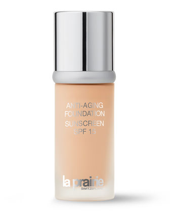 Anti-Aging Foundation SPF 15