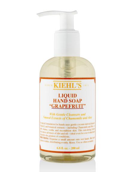 LIQUID HAND SOAP-GRAPEFRUIT