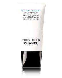 Mousse Confort Rinse-Off Rich Foaming Cream Cleanser