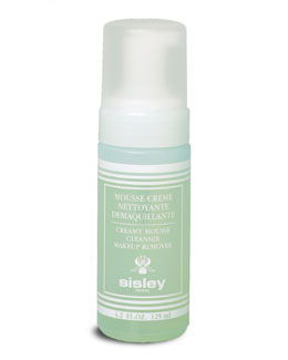 Sisley-Paris Creamy Mousse Cleanser