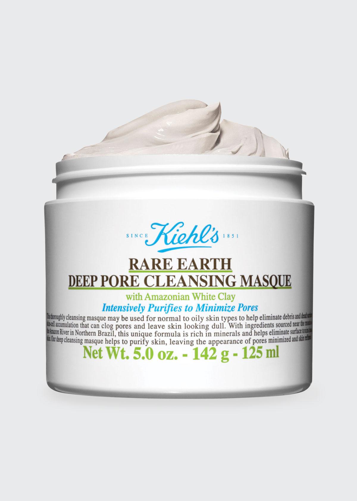 Kiehl's Since 1851 Rare Earth Deep Pore Cleansing Masque, 5.0 oz.
