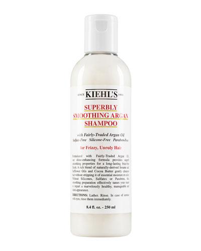 Superbly Smoothing Argan Shampoo, 8.0 oz.