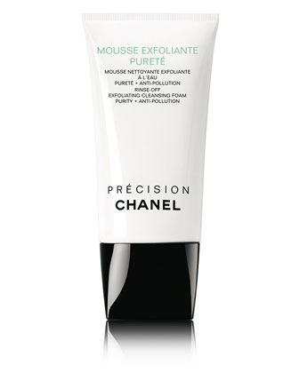 MOUSSE EXFOLIANTE PURETÉ Rinse-Off Exfoliating Cleansing Foam Purity + Anti-Pollution 5 oz.