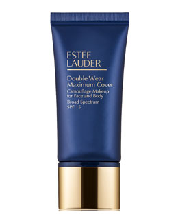 Estee Lauder Double Wear Maximum Cover Camouflage Makeup for Face and Body Broad Spectrum SPF 15